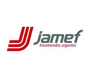 BeBrindes - Parceria Jamef